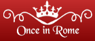 Once In Rome coupons & promo codes